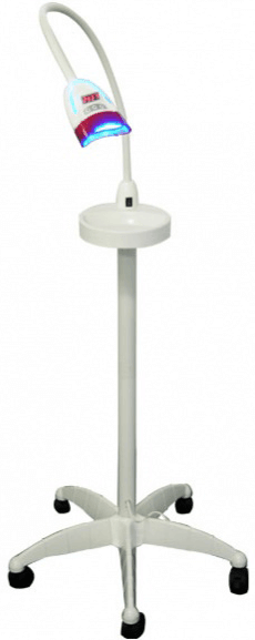 Tanden bleken led lamp