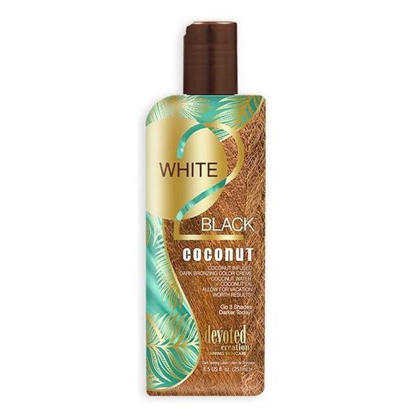 Devoted White 2 Black Coconut