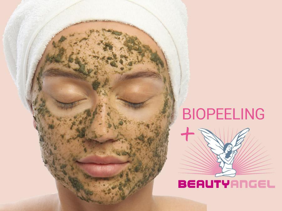 Eigen link Premium-gezichtsbehandeling-bio-peeling-beauty-angel