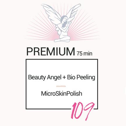 Prijs premium gezichtsbehandeling