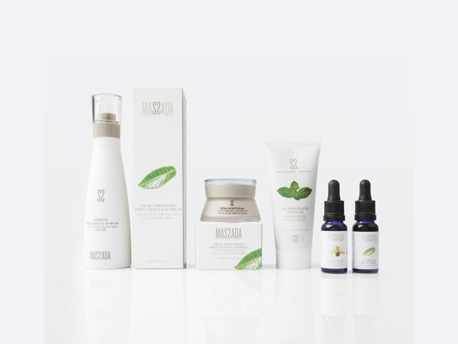 massada oily acne pakket